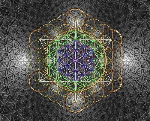 Geometria Sagrada y Merkabah