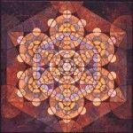¿Como se relaciona el Merkabah del Corazon con la Geometria Sagrada?
